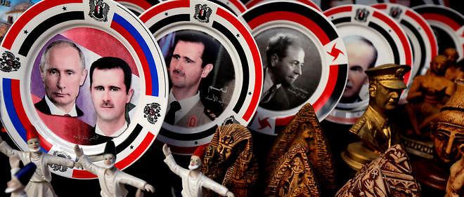 Une galerie des protecteurs du patrimoine culturel de l'humanité: de Poutine à Bachar al-Assad en passant par son père Hafez