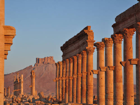 Site of Palmyra (Syrian Arab Republic)