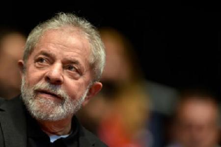 Lula à Belo Horizonte, le 29 août… 2015