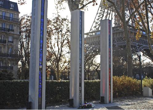 Sur le site officiel de la République française, sour la rubrique… «Mémoire et patrimoine». Voici la qualification de ce mémorial: «Ce mémorial a été Inauguré en 2002 par le Président de la République, quai Branly à Paris, à la mémoire des soldats français et des supplétifs algériens, des harkis, tués en Afrique du Nord de 1952 à 1962.»