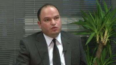 L'ancien procureur général de Palmyre, Mohamad Qassim Nasser