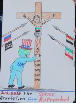 Les ennemis de la «révolution syrienne»