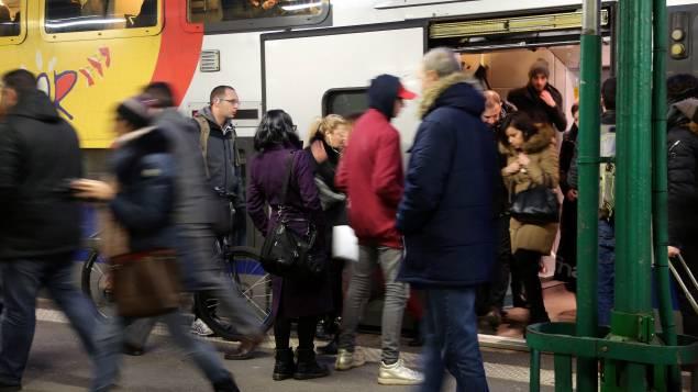 Le 9 mars 2016, mouvement unitaire à la SNCF. L'objectif du 31 mars.