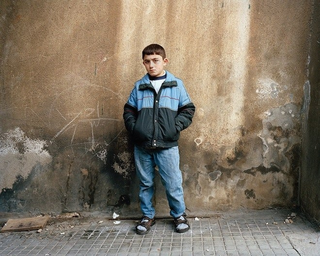 Invisible Children (Malek 11 ans, Beyrouth 2015)