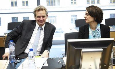 Poul Thomsen et Delia Velculescu