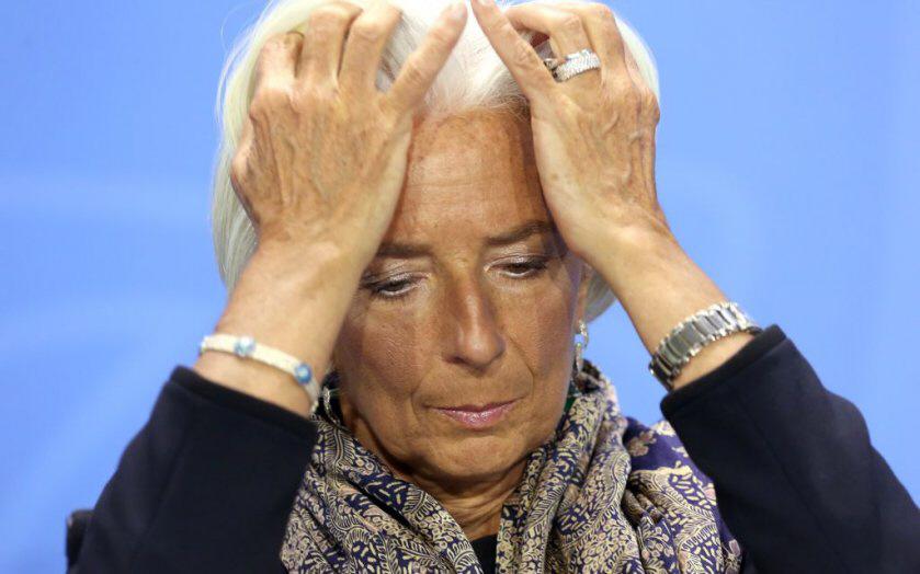Christine Lagarde : Nous ne sommes pas en état d'alarme