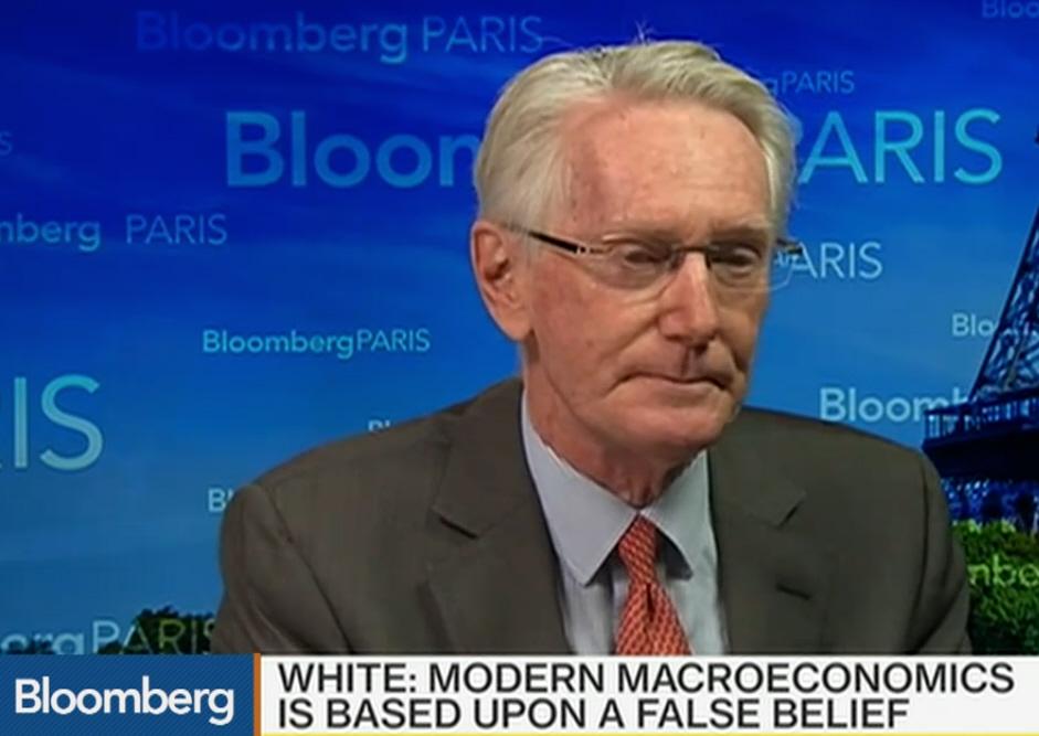 William White. La macroéconomie moderne est fondée sur une croyance erronée.
