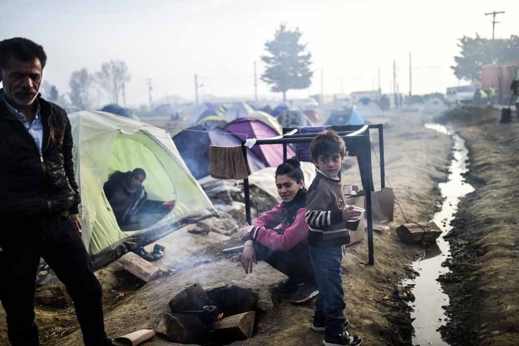 (AFP / Bulent Kilic)