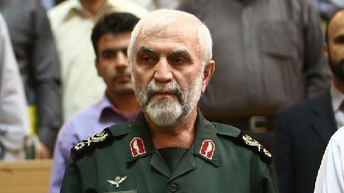 L'Iran a confirmé la mort d'Hossein Hamedani, général au sein des Gardiens de la révolution islamique, en octobre 2015