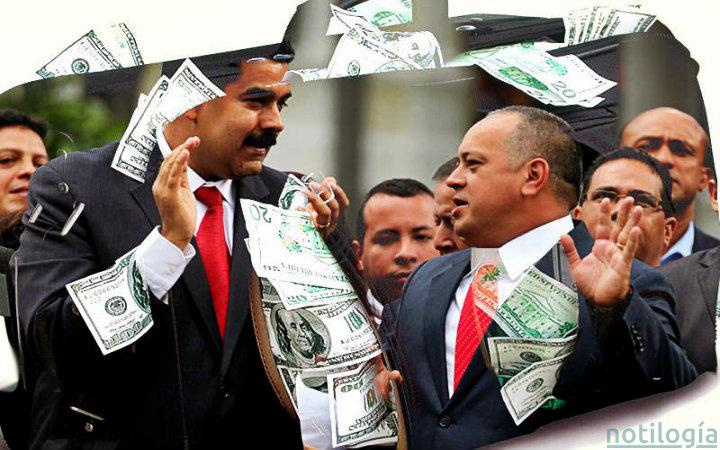 Les «chavistes» mentionnés dans les Panama Papers symbolisent la «bolibourgeoisie»