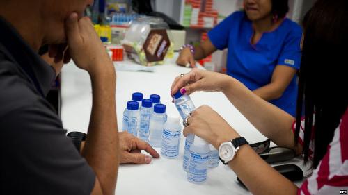 La pénurie de médicaments (avril 2016)