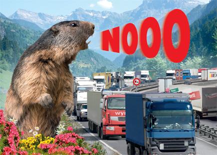 Campagne pour l'Initiative des Alpes
