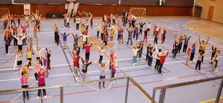Dès février 2015, lancement de l'opération «Mon Euro 2016» à Village-Neuf (Alsace), dans l'Ecole Schweitzer!