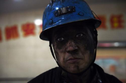 Mars 2016, des milliers de mineurs en grève dans le nord de la Chine