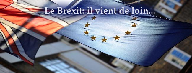 Royaume-Uni. Le Brexit: un désastre en préparation depuis des décennies