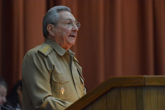 Raul Castro, le 9 juillet à La Havane