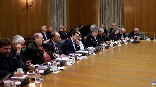 Le gouvernement grec, le 23 août 2016, de «la croissance dans les mois à venir»