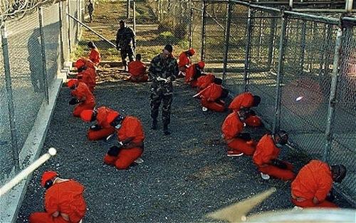 Etats-Unis-Guantanamo