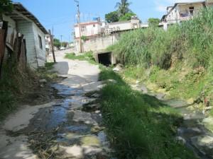 Los Pocitos, quartier périphérique de La Havane