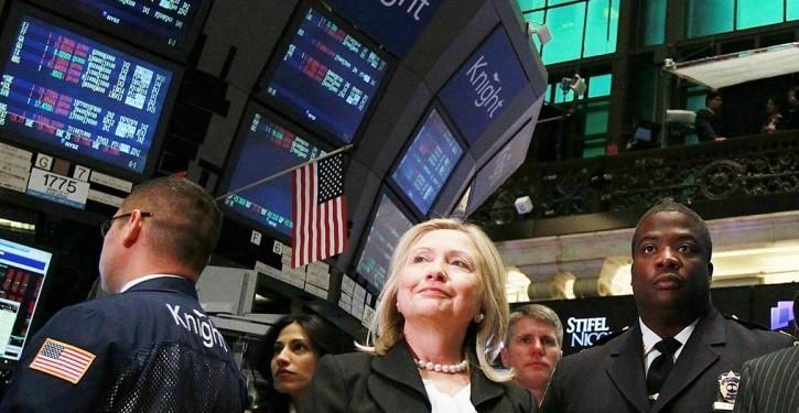 Hillary Clinton a le soutien du hedgefund géant Blackstone