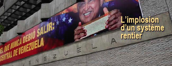 Venezuela. L'implosion d'un pays rentier (II)