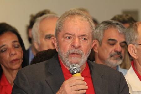 Lula riposte le 20 septembre 2016