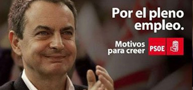 Le PSOE de Zapatero…
