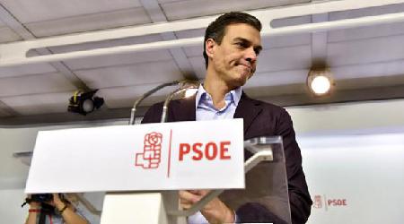Pedro Sanchez annonce sa démission, le 1er octobre 2016