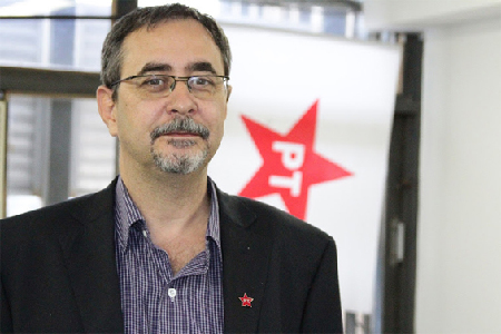 Alberto Cantalice: vice-président d'un PT perdant
