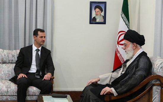 AssadKhamenei2