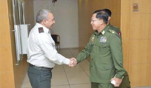 BirmanieIsrael