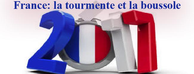 France. La tourmente et la boussole