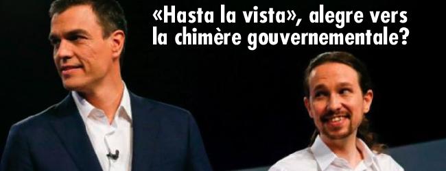Etat espagnol. De la caste au gouvernementalisme, de la «cal viva» au gouvernement alternatif