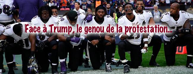 Etats-Unis. Les joueurs de football rejoignent les protestataires de Black Lives Matter
