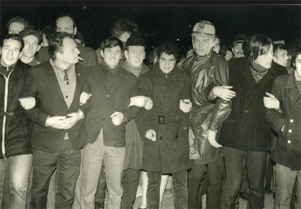 caen janvier 1968 (à l'encontre.ch) dans A gauche du PS Caen2