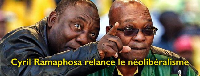 Afrique du Sud. Cyril Ramaphosa relance le néolibéralisme (I)