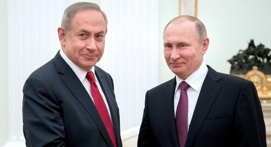 NetanyahouPoutine