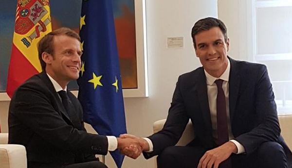 MacronSanchez