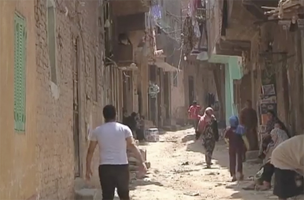 PauvreteEgypt