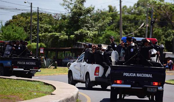 PoliciaNicaragua