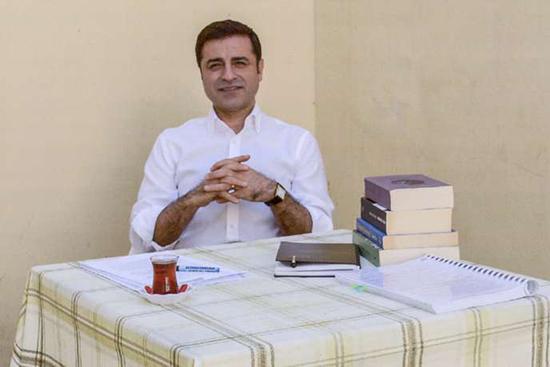 TURKEY-POLITICS-KURDS-VOTE-DEMIRTAS