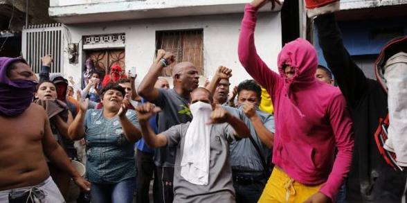 Venezuela. Seul le peuple souverain et mobilisé peut décider de son destin, avec référendum et élections générales