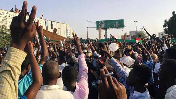 Sudandemonstration