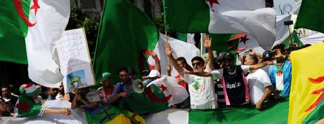 18e vendredi à Alger. «Hymne à l'union et à la fraternité»