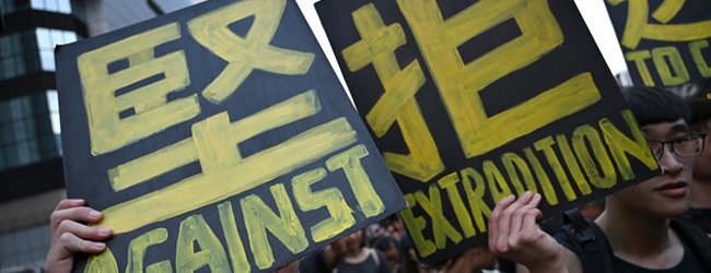 «Tout ce que vous devez savoir sur les manifestations de Hongkong»