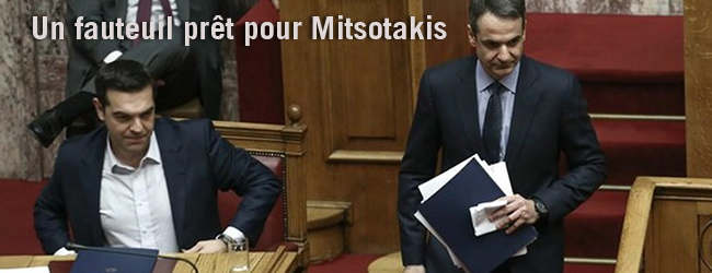 Grèce-Dossier. Une société épuisée par les méfaits d'une gauche gouvernementale qui a pavé une voie royale pour une droite revancharde