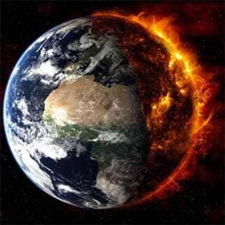 Globe-burning
