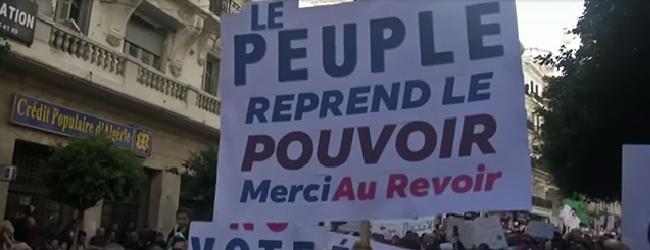 Algérie. «8, 9, 10, 11: idhrab watani!» (grève générale)