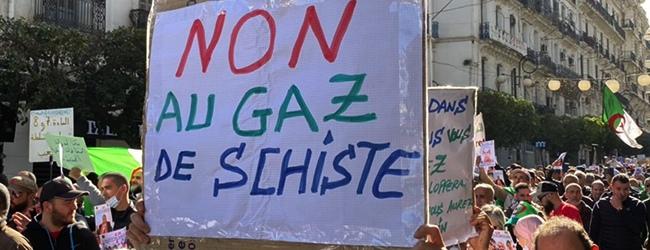 Algérie-dossier. 49e vendredi de mobilisation: «Le Hirak rejette énergiquement le gaz de schiste»
