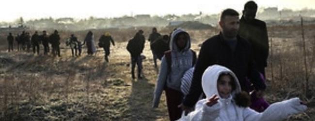 Grèce. La crise des réfugié·e·s à la frontière entre la Grèce et la Turquie